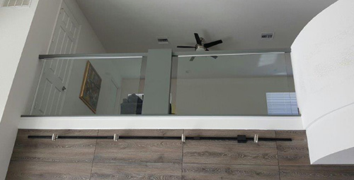 Glass Railings By Paradise Glass And Mirror In Marco Island Fl