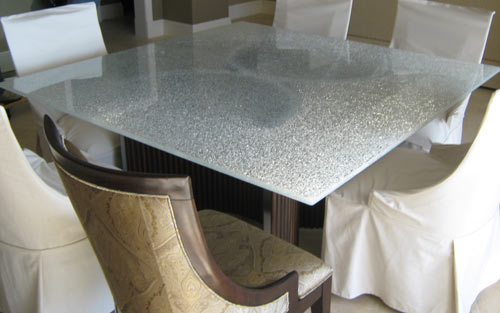 Glass Table Tops By Paradise Glass And Mirror In Marco Island Fl