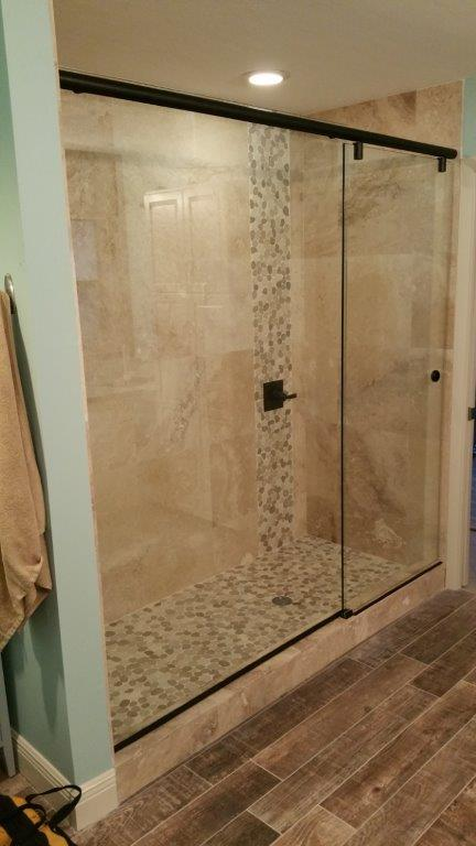 Paradise Glass and Mirror offers Hydroslide Showers in Marco Island and Naples, FL