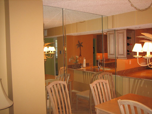 Paradise Glass and Mirror offers Mirrors in Marco Island and Naples, FL