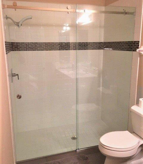 Bathroom Mirrors Naples Fl serenity showersparadise glass and mirror in marco island fl