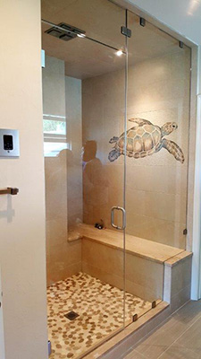 Steam Showers By Paradise Glass And Mirror In Marco Island Fl
