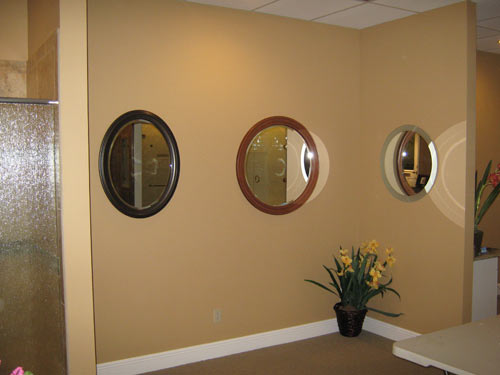 Paradise Glass and Mirror offers Framed Glass and Mirrors in Naples, FL