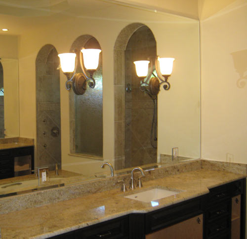 Amazing If You Are Redecorating A Room, Consider Using Mirror To  Venetian Wall Mirrors  Venetian Style Glass Mirrors  Decorative  Add Sparkle To Your Home Interiors With Stylish Decorative Framed Bathroom  Glass Company Naples,