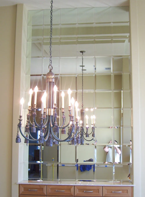 Paradise Glass and Mirror offers Beveled Glass and Mirrors in Port Royal, FL